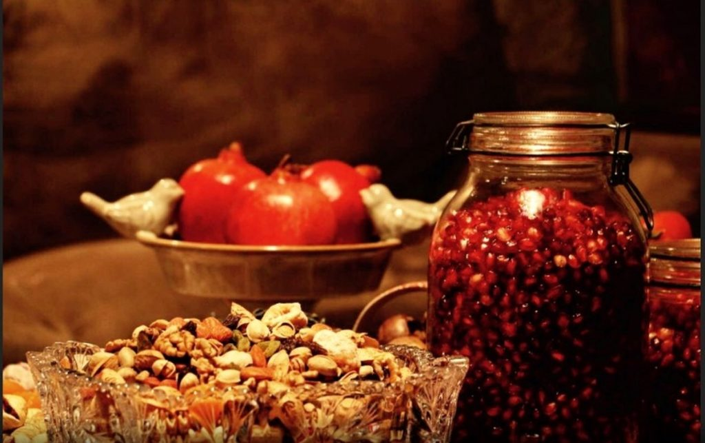 Yalda Night Foods